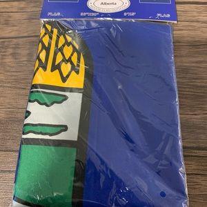 Alberta Flag - Brand New !